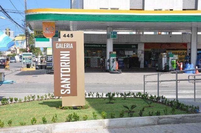 Salas e lojas comercias Galeria Santorini na Avenida Fagundes Varela!!! - Foto 2