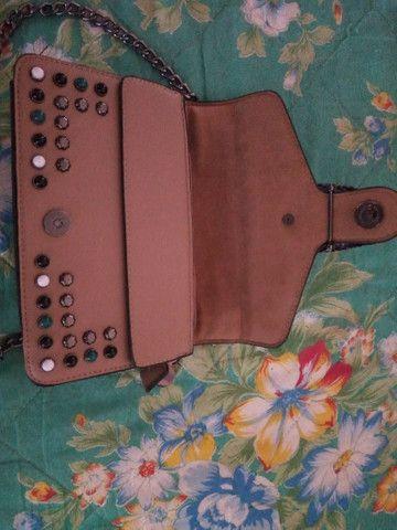 Bolsa de couro - Foto 2