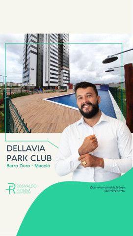 Dellavia Park Club, apartamento com 55,98m² - 2 quartos - POR:R$294.854 - Foto 9