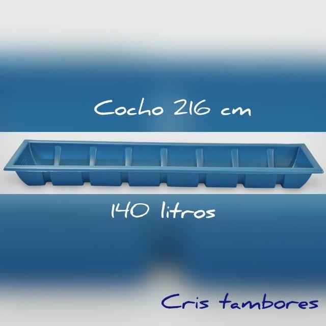 Cochos,tambor,paletes de plastico,containers ibc - Foto 6