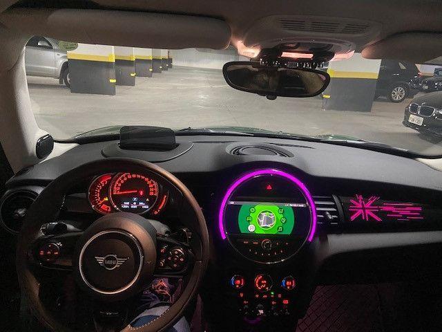 Mini cooper 2020 s 2.0 turbo serie 60 years edition 25 unidades fabricadas apenas 1.600 km - Foto 18