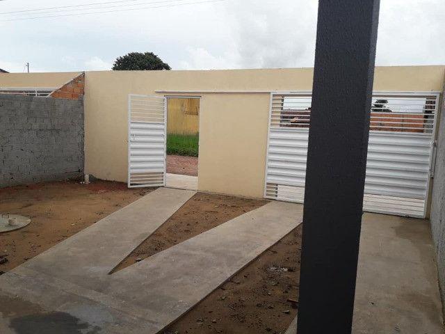 R$140.000 reais Financiamento de Casa no Novo Estrela em Castanhal 2 quartos com 1 suíte - Foto 10