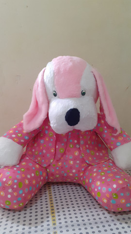 Cachorro de pelúcia R$30,00 cada - Foto 4