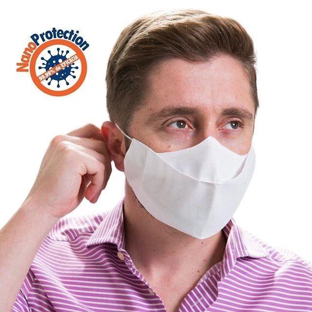 Máscaras Antivirais Promo Relãmpago - Apenas R$ 10,00 - Pronta Entrega - Foto 4