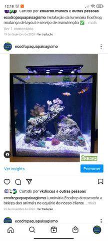 Luminária para aquário - Foto 2