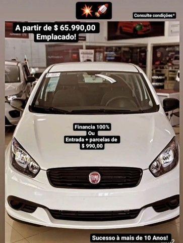 FIAT GRAND SIENA 1.0 ZERO KM - Foto 3