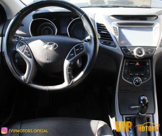 Hyundai Elantra GLS 2.0 At 2015 - Foto 7