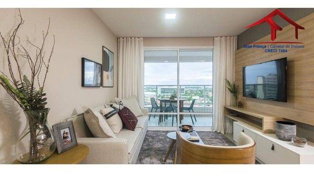 Apartamento com 3 dormitórios à venda, 112 m² por R$ 753.000,00 - Guararapes - Fortaleza/C - Foto 4