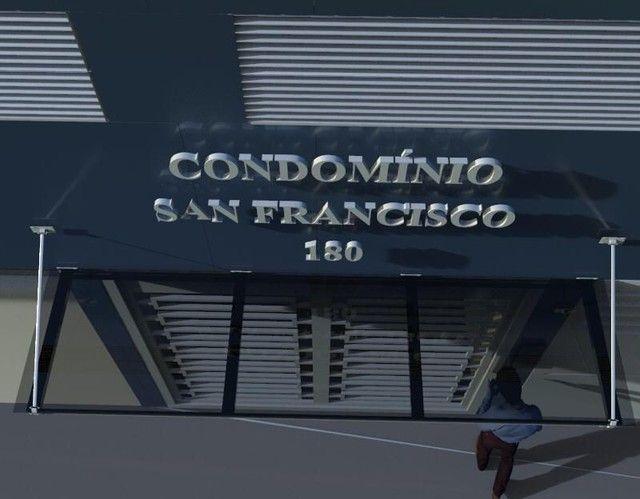 Apartamento Mobiliado 11o Andar Edifício San Francisco - Foto 2