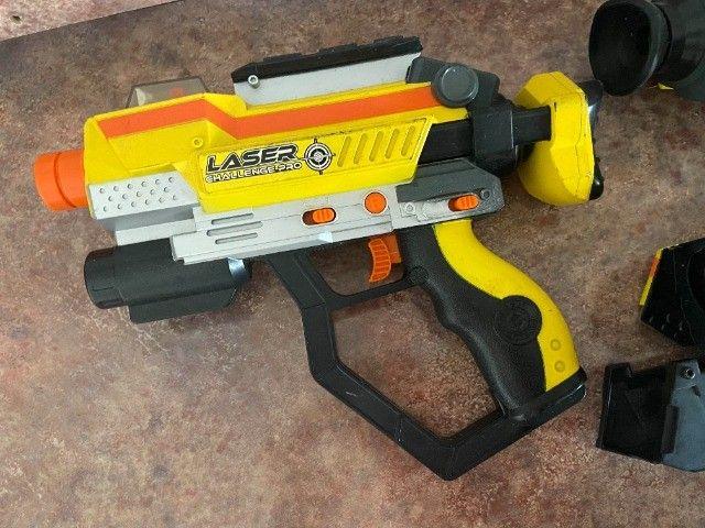 laser challenge pro original - Jakks Pacific - Foto 2