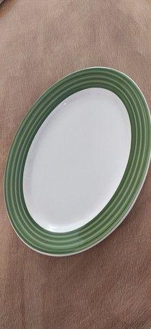 Linda Travessa Cerâmica Tuxton 35 cm