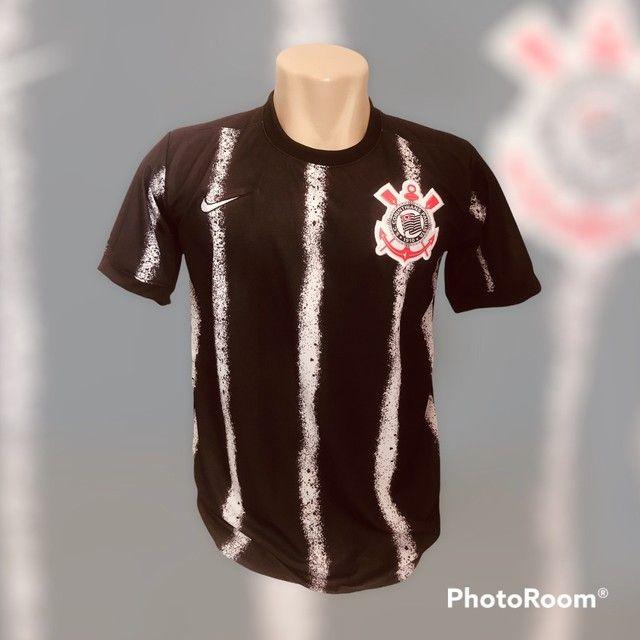 Camisa de time  1 linha nacional  - Foto 5