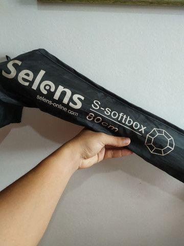 S-softbox 80cm Selens - Difusor
