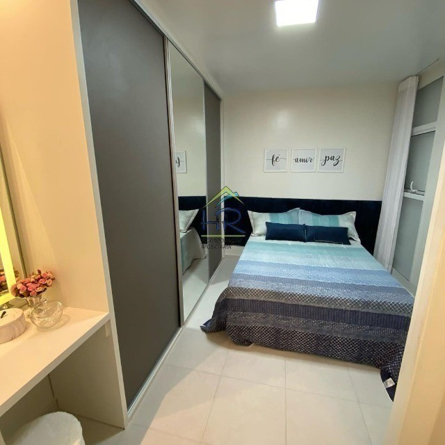 Condomínio Predilleto, Ponta negra, 56m², 2 e 3 quartos sendo 1 suíte - Foto 4