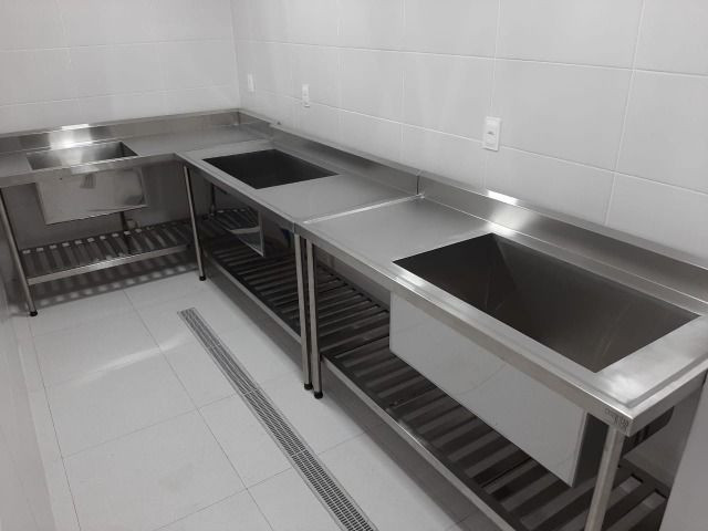 Cozinha industrial inox - Portinox