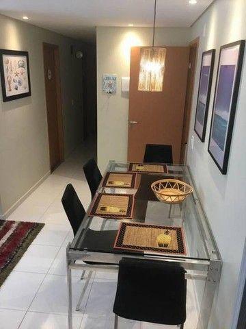 Apartamento com 3 dormitórios à venda, 67 m² por R$ 530.000 - Porto de Galinhas - Ipojuca/ - Foto 12