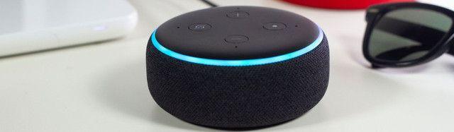 Alexa Amazon Echo Dot 3 Geração - Preto - Foto 2