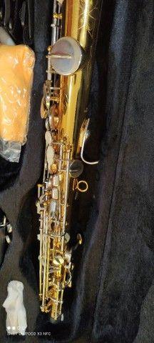 Saxofone Soprano Jahnke - Foto 4