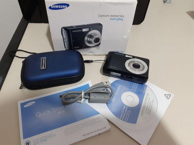 Câmera digital Samsung  - Foto 4