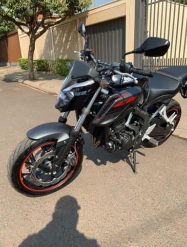 Moto CB 650F abs - Foto 2