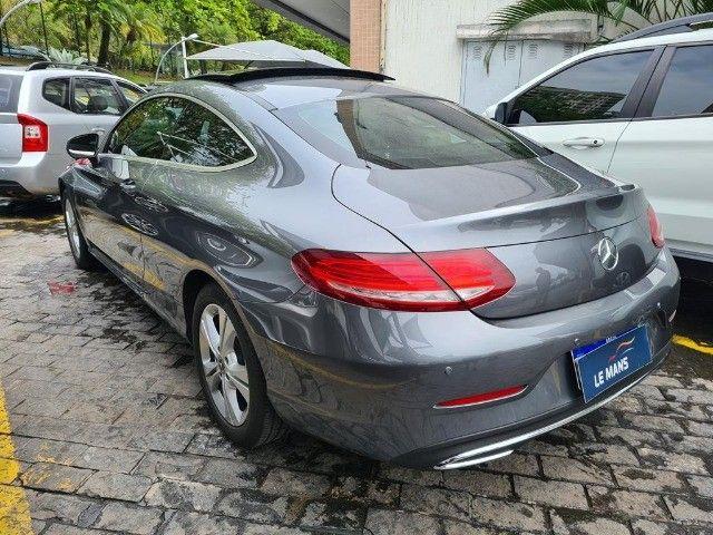 Mercedes-Benz C180 Coupe, Teto Solar, Automatico, Apenas 17 mil km rodados - Foto 7
