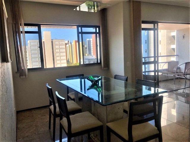 Apartamento maravilhoso na Aldeota de frente ao rest. nova casa - Foto 5