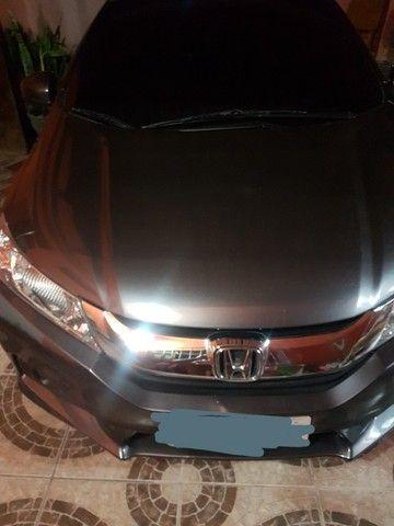 Vendo carro  novo honda city elx - Foto 6