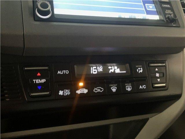 Civic EXR 2.0 Flex 16v Automático Maravilhoso! - Foto 8