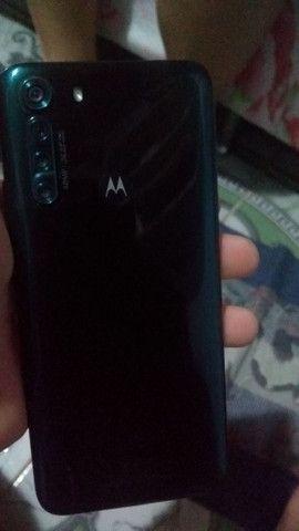 Motorola fusiona novo na caixa 128 giga de memória 5de ham - Foto 3