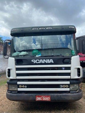 Scania 300 vendo conjunto