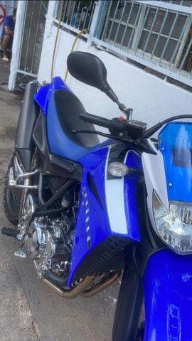 XT 660R 2013 Azul Perfeito Estado No Precinho - Foto 3