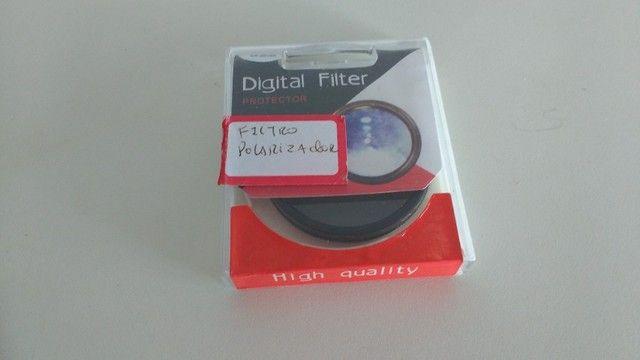 Filtro polarizador para lentes 52mm - Foto 3