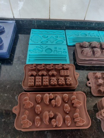 Formas para chocolate - Foto 5