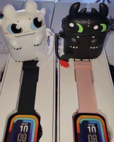 Presente dia dos namorados smartwatch - Foto 2