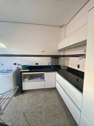 FLORAIS DOS LAGOS - CASA SOBRADO - com 4 dormitórios à venda, 436 m² - Condomínio Florais  - Foto 9