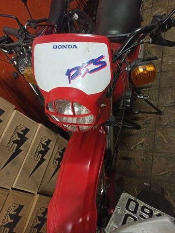 Xl125 89 vermelho doc 2021 p trasferi - Foto 4