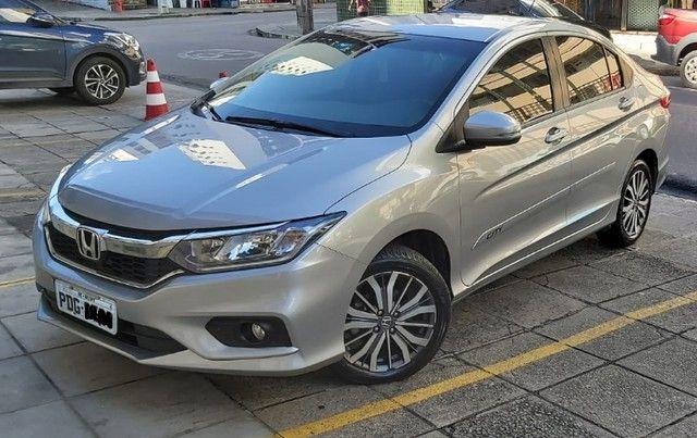 Honda City EX 1.5 Aut. 2019 Novíssimo(Leia o anúncio)