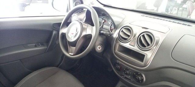 Fiat Grand Siena 1.4 Flex + Pré Disposição GNV - Condição Exclusiva Para Motoristas de APP - Foto 12