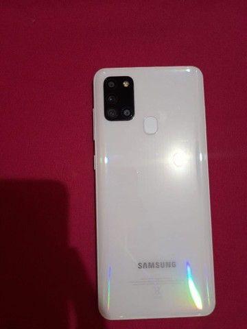 Samsung A21s com menos de 1 ano de uso.com todos os acessórios.