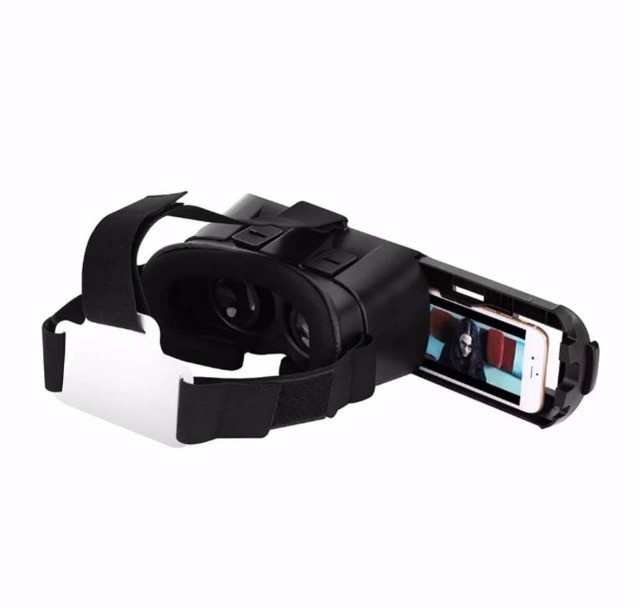 Óculos 3d Realidade Virtual Para Celular, Vídeos, Filmes e Jogos - Foto 2