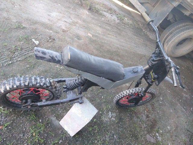Quadro moto de trilha - Foto 3