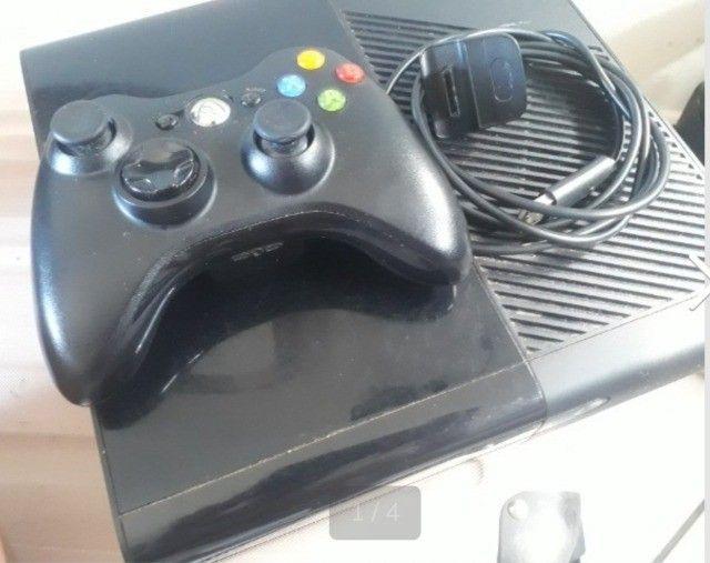 Vendo Xbox 360 troco pelo Notebook