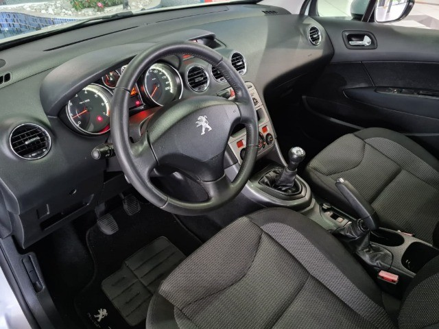 Peugeot 308 allure manual 2.0 2014 ( teto panoramico  ) - Foto 12