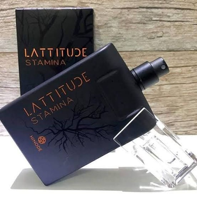 Perfume LATTITUDE STAMINA-HINODE-