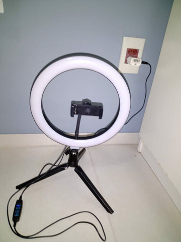 Ring Light 26 centímetros - Foto 2