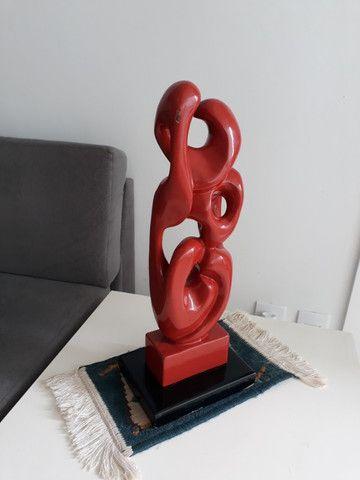 Escultura Sofisticada em Ceramica - Foto 4