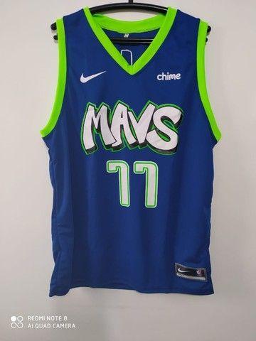 Regata NBA Mavs