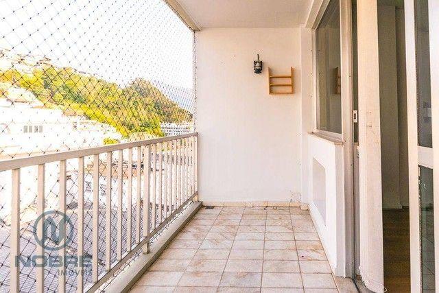 Apartamento com 2 dormitórios para alugar, 70 m² por R$ 1.600/mês - Várzea - Teresópolis/R - Foto 4