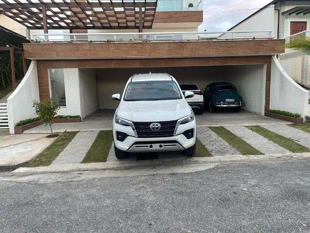 Toyota SW4 SRX 0KM 7 Lugares 2021 Pago Diesel - Foto 9
