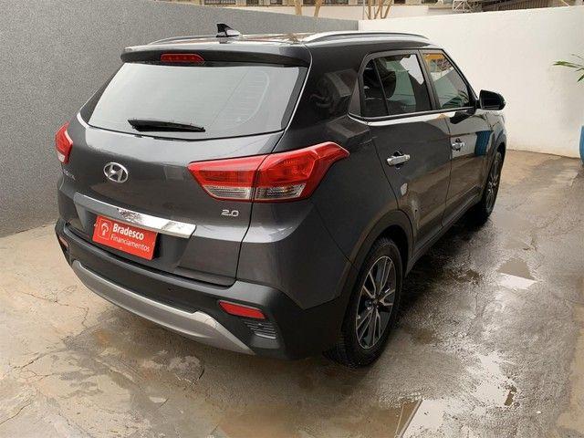 Hyundai Creta CRETA 2.0 PRESTIGE (AUT) FLEX AUTOMÁTICO - Foto 7